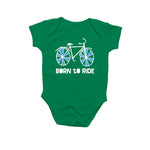 Born to Ride Bike Onesie