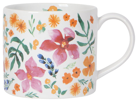 Botanical Boxed Mug