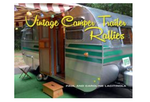 Vintage Camper Trailer Rallies Book