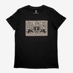 Viva Oakland T-Shirt, Black