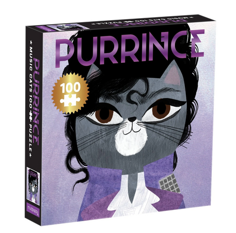 Purrince Music Puzzle