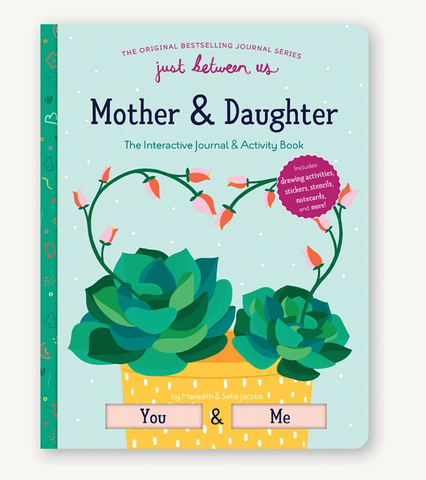 Mother & Daughter Book