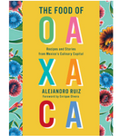 Food of OAXACA Book