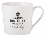 Birthday Cheat Day Mug