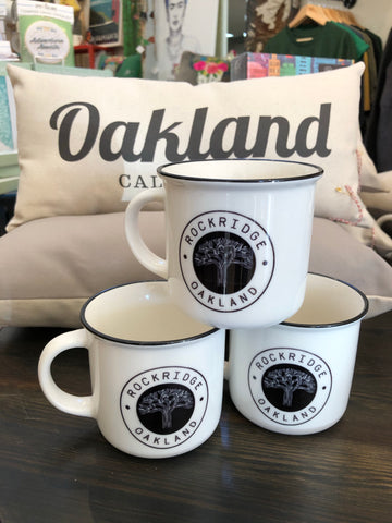 Oakland, California Mug