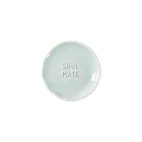 Soul Mate Jewelry Dish