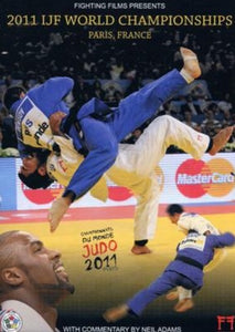 2011 IJF WORLD CHAMPIONSHIPS