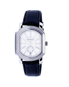 Tiffany & Co. Stainless Steel Marc Coupe Watch