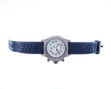 Load image into Gallery viewer, Breitling Avenger Quartz with Blue Rubber Band