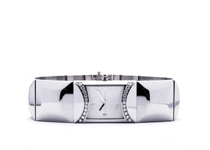 Fred Watch with Diamonds