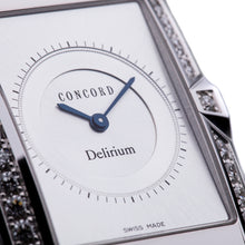 Load image into Gallery viewer, Ladies Concord Delirium Watch With Gold & Diamonds
