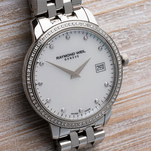 Raymond Weil Toccata with Mother of Pearl (MOP) Dial