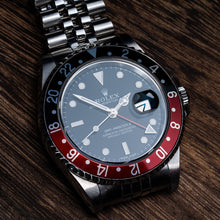 Load image into Gallery viewer, The Rolex GMT Master II Coke