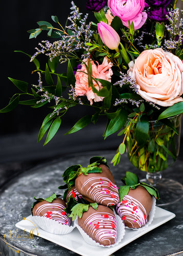 Half Dozen Chocolate Covered Strawberries