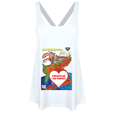 Forgive: Ladies Workout Vest