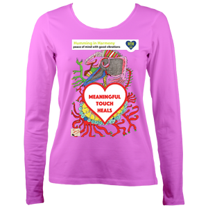 Touch: Women's long sleeve t-shirt