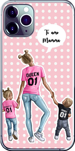 Cover Mamma Queen Prince and Princess