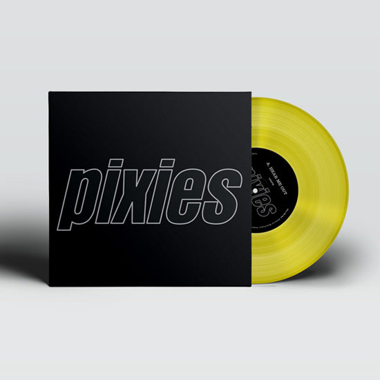 "Hear Me Out / Mambo Sun Double A-side 12"" Limited Edition Yellow Vinyl"
