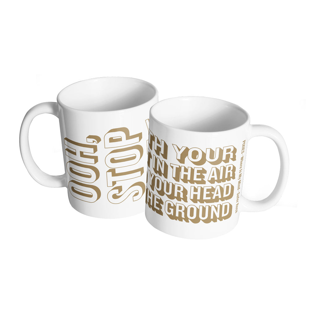 Where Is My Mind Mug