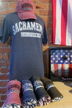 Load image into Gallery viewer, Sacramento California T-Shirt and Hat Combo