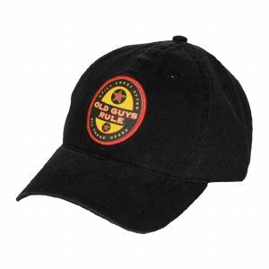 Old Guys Rule - Beer Label Hat - OG384