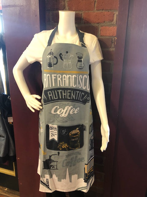APRON SF COFFEE