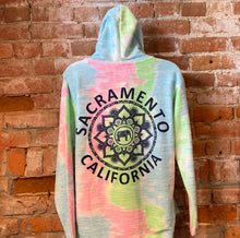 Load image into Gallery viewer, Women's Mandala Pullover Hoodie