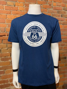 Route 66 Short Sleeve T-Shirt