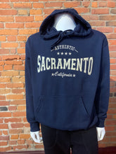 Load image into Gallery viewer, Hoodie SACRAMENTO authentic