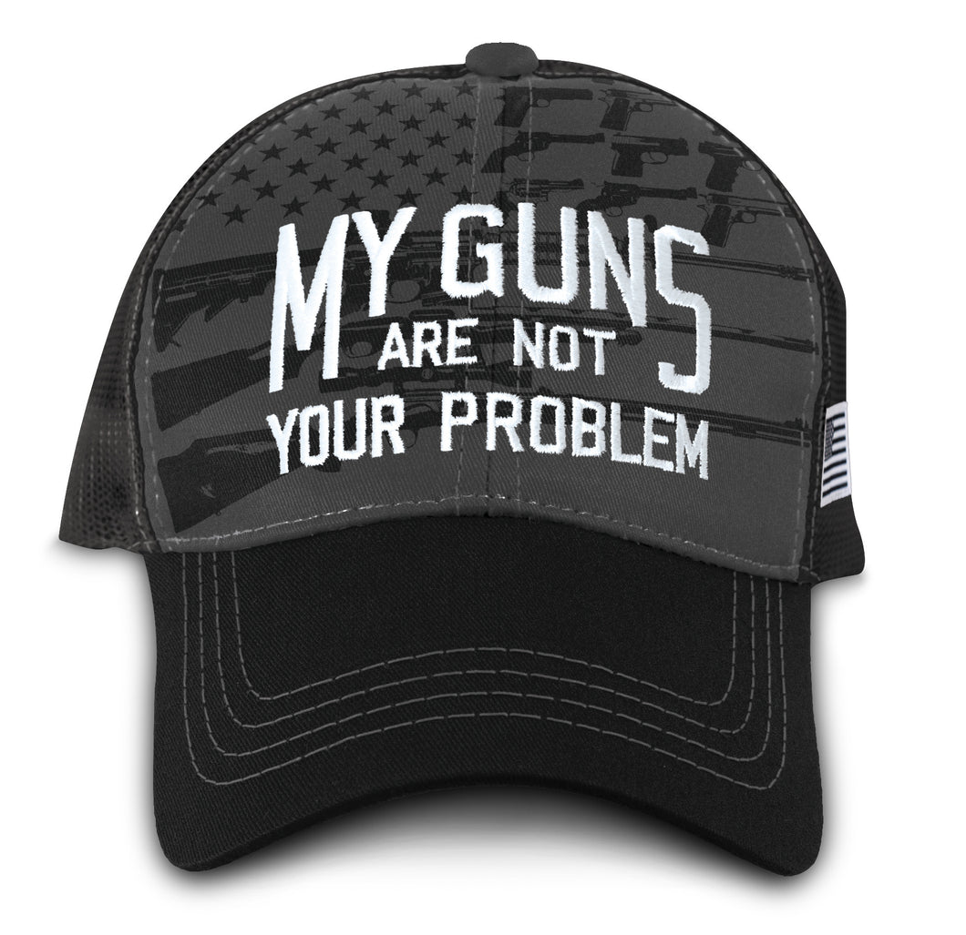 BW - My Guns - Hat