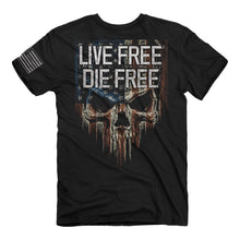 Load image into Gallery viewer, BW - Live Free T-Shirt