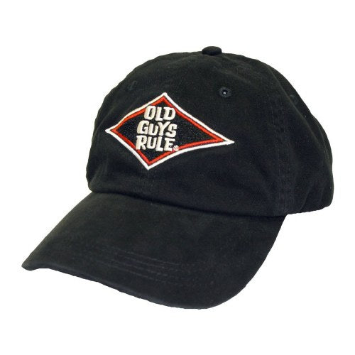 Old Guys Rule- Diamond Logo Hat - OG309