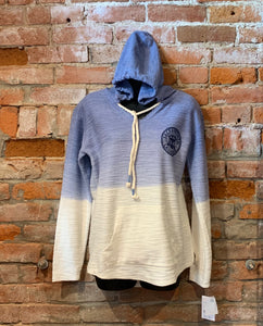 Women's Two-Toned Hippie Van Pullover