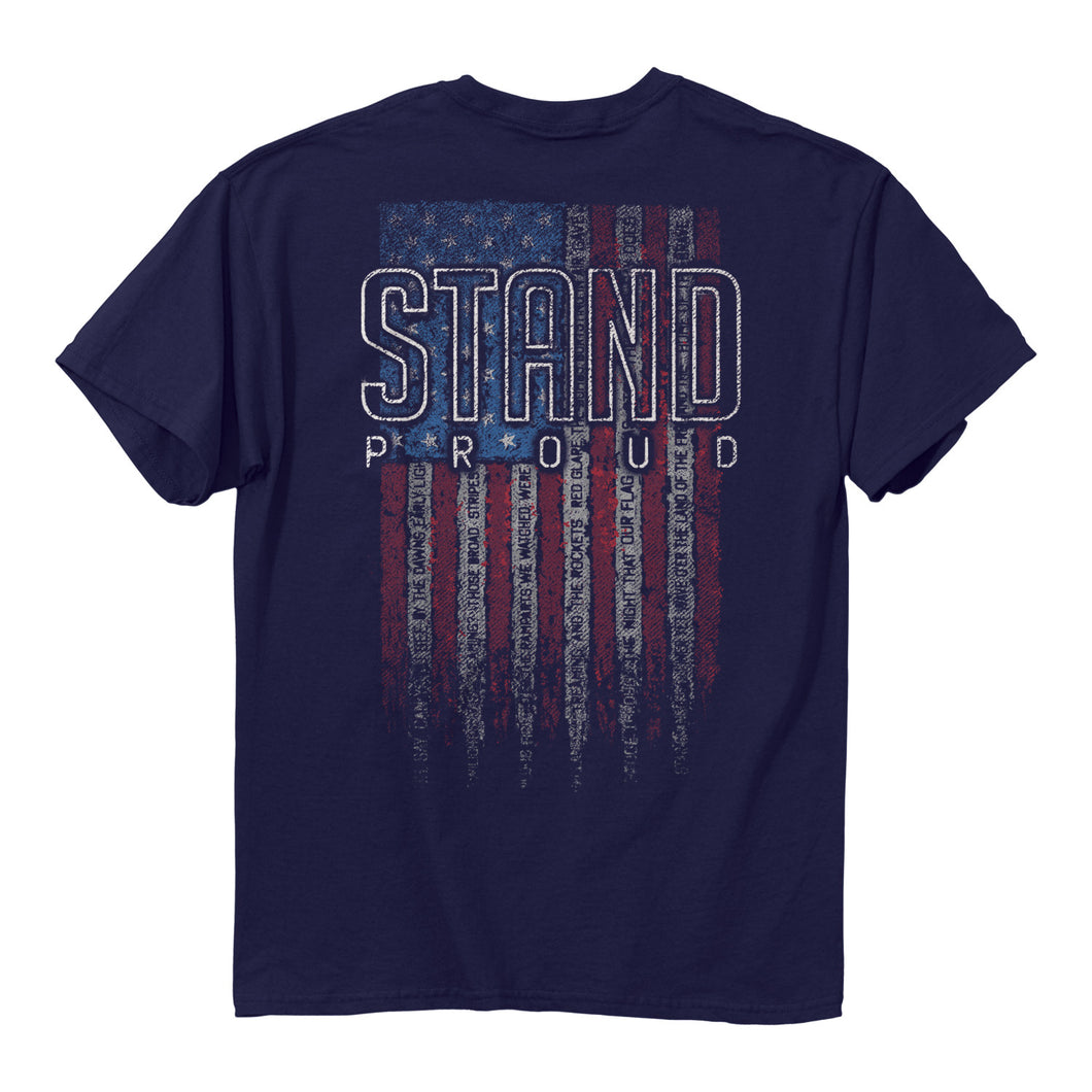 Buck Wear - Stand Proud T-Shirt