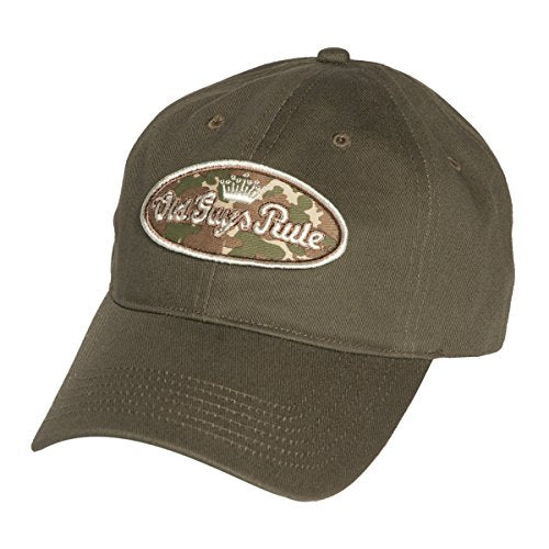 Old Guys Rule - Older I Get Camo Hat - OG933
