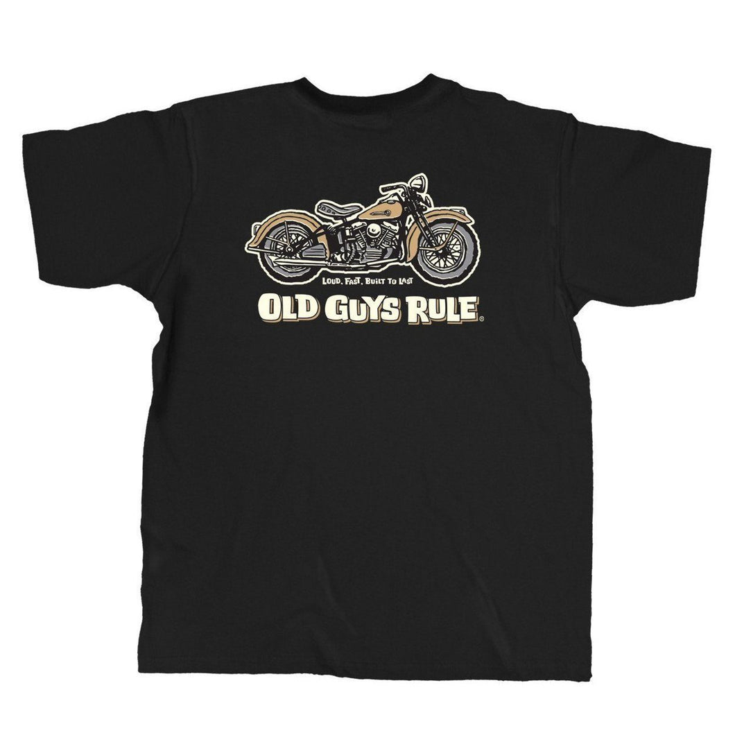 Old Guys Rule - Panhead T-Shirt - OG336