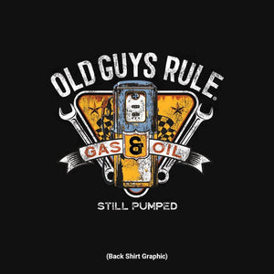OGR - Still Pumped T-Shirt - OG2045