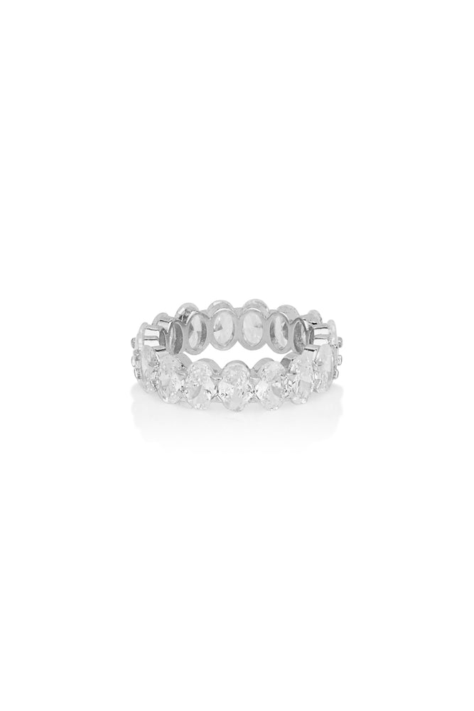 Eternity Ring (Silver)