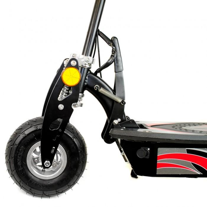 Zipper Seated Electric Scooter 800W With Suspension - E ...