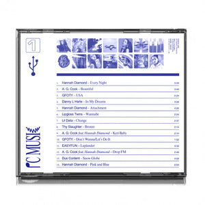 PC Music Vol 1 & 2 CD