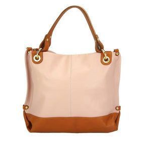 Leather Shoulder Handbag