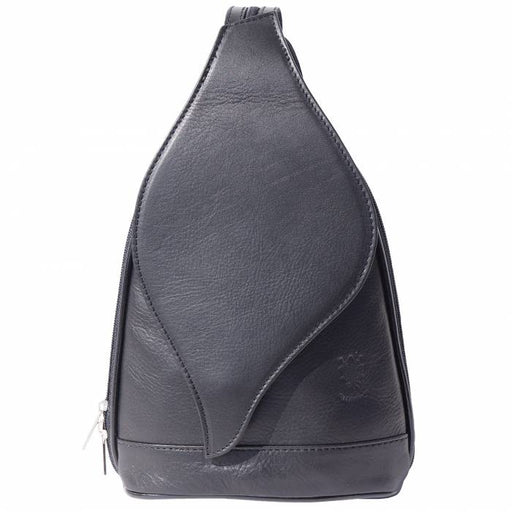 Italian Artisan Foglia GM Womens HANDMADE Leather Backpack Made In Italy - Oasisincentives