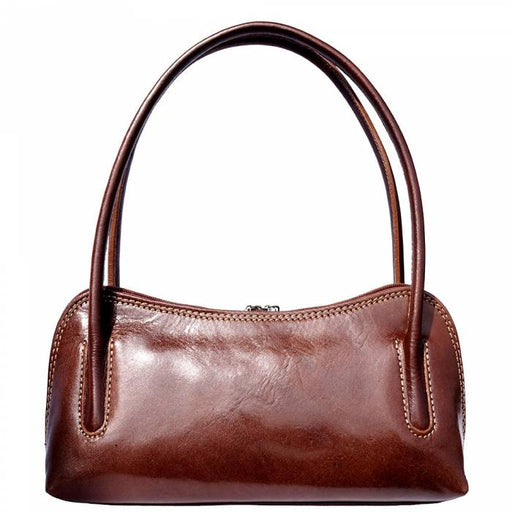 Italian Artisan Serafina Womens HANDMADE Shoulder Leather Handbag Made In Italy - Oasisincentives