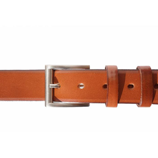 Italian Artisan Diego Toscani Mens Leather Belt Made In Italy - Oasisincentives