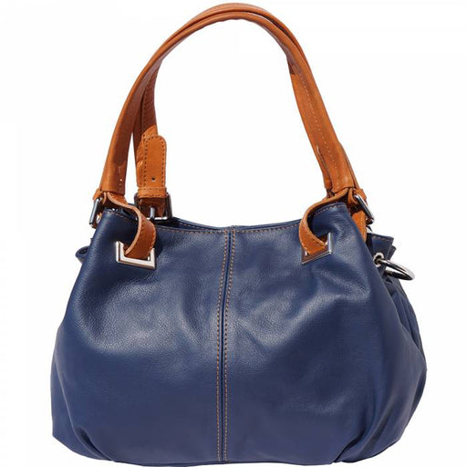 Italian Artisan Valentina Womens Leather Shoulder Handbag Made In Italy - Oasisincentives