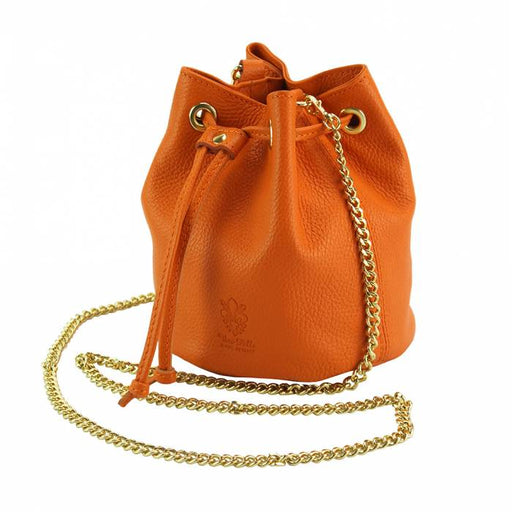 Italian Artisan Ilaria Womens Leather Crossbody or Shoulder Handbag Made In Italy - Oasisincentives
