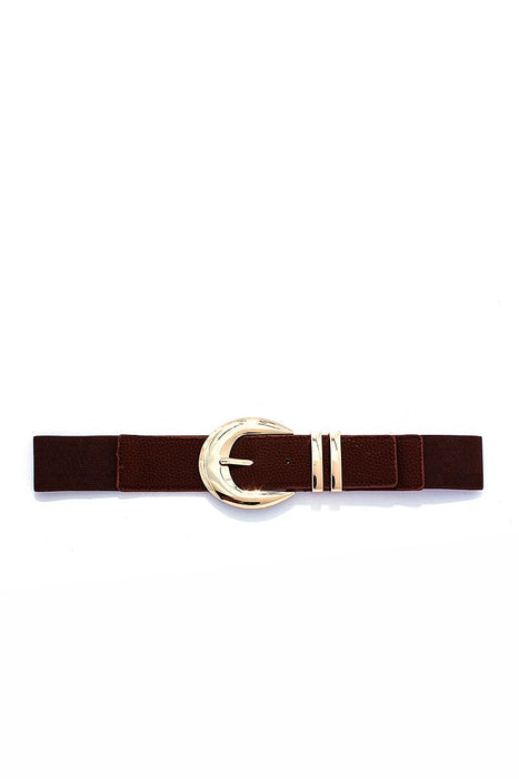 EVAVON Womens Apparel Fashion Stretchable Chic Belt - Oasisincentives