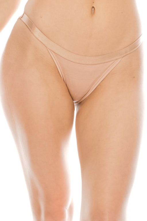 EVAVON Womens Intimate Apparel Lingerie Very Soft Bamboo Bikini - Oasisincentives