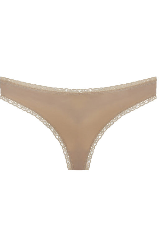 EVAVON Womens Apparel Intimate Lingerie Super Soft Microfiber Thong - Oasisincentives