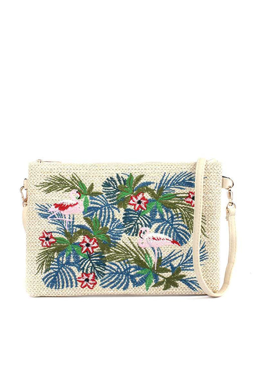EVAVON Womens Embroidered Pouch - Oasisincentives